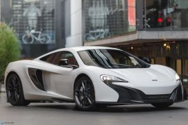 2015 McLaren 650S Coupe 2dr SSG 7sp 3.8TT [MY15]
