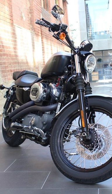 2010 Harley-Davidson Nightster XL1200N- for sale in Australia