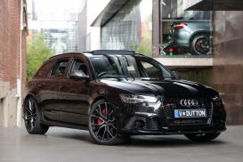2017 Audi RS6 C7 performance Avant 5dr Tiptronic 8sp quattro 4.0TT [MY18]