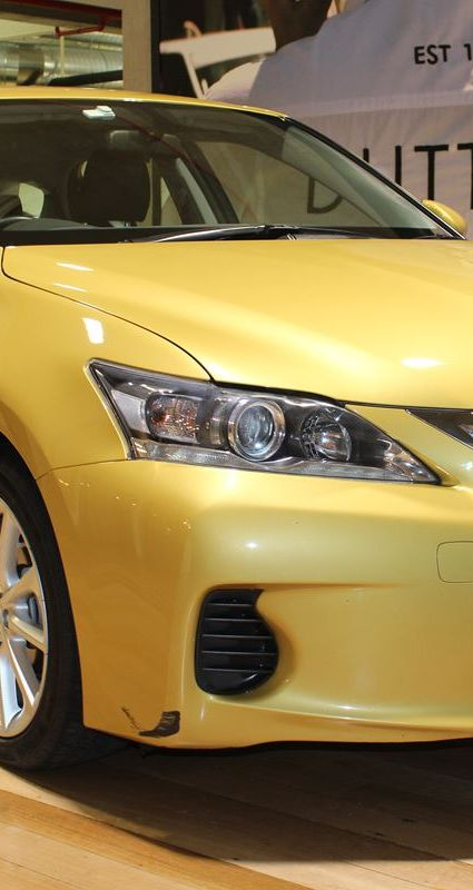2011 LEXUS CT200H ZWA10R PRESTIGE- for sale in Australia
