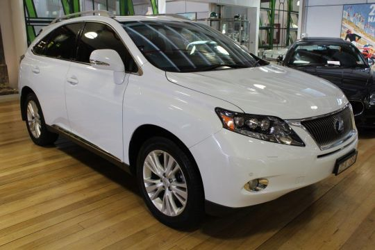 2010 Lexus RX450H Sport Luxury - for sale in Australia