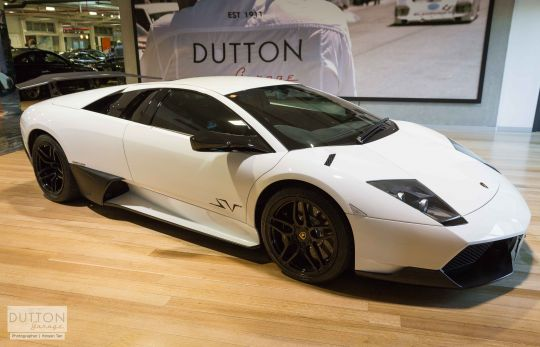 2010 Lamborghini Murcielago Lp-670-4 SV- for sale in Australia