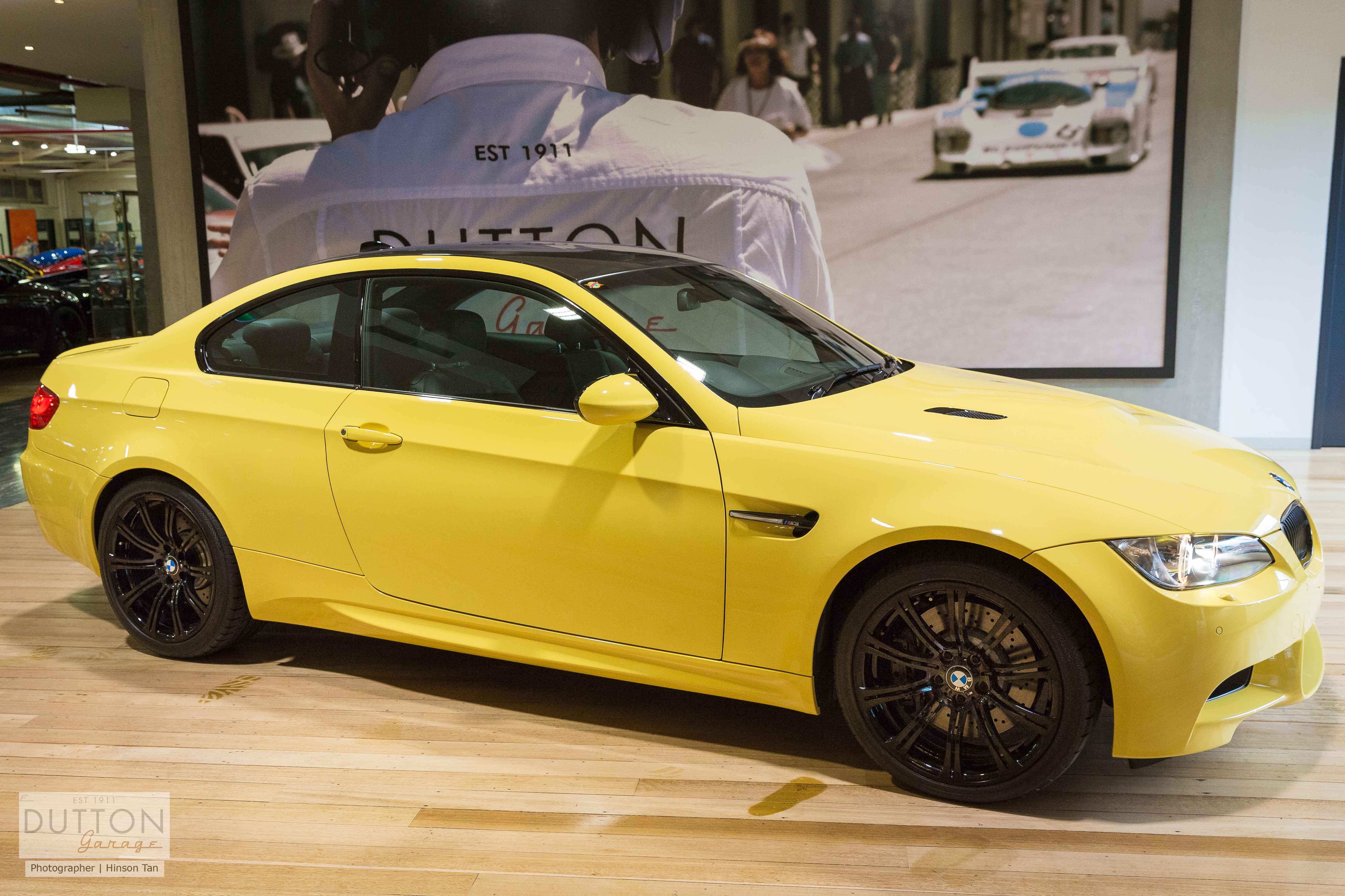2012 BMW M3 E92 PURE EDITION II-for sale in Australia