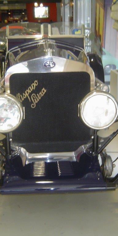 1929 DeLage- Hispano Suiza- sold in Australia