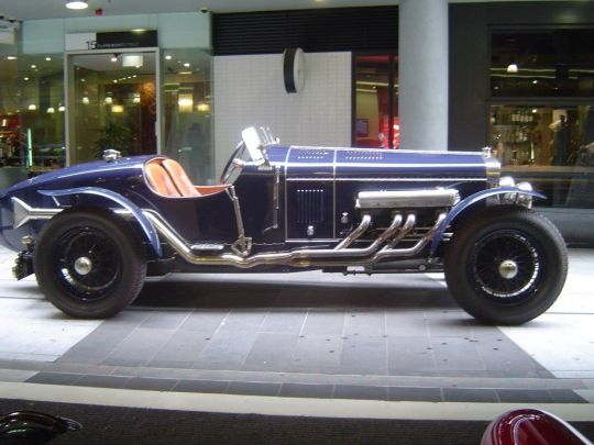 1929 Delage-Hispano- sold in Australia