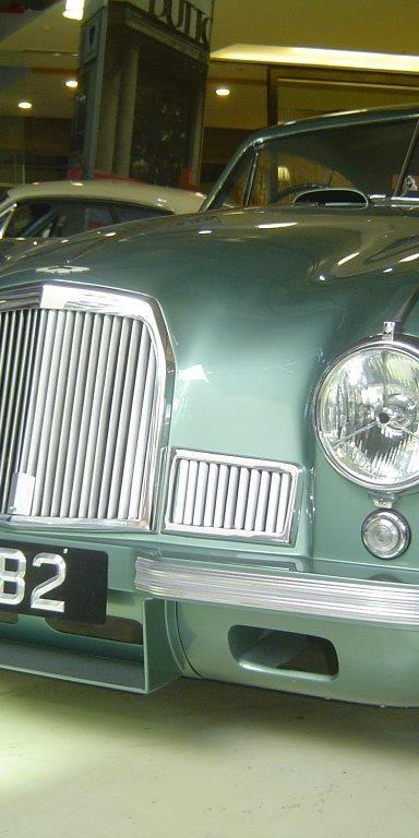 1951 Aston Martin DB2- sold in Australia