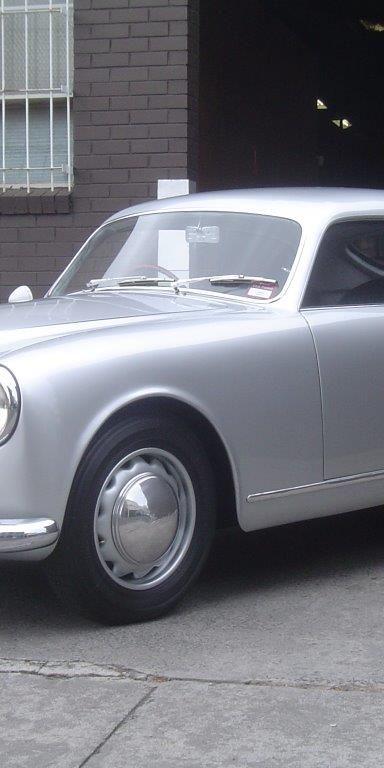 1953 Lancia Aurelia B20- sold in Australia