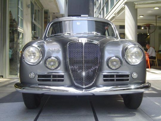 1953 Lancia Aurelia B20- Series III- sold in Australia
