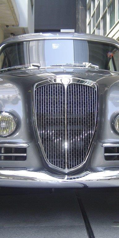 1953 Lancia Aurelia B20- Series III- sold in Australia