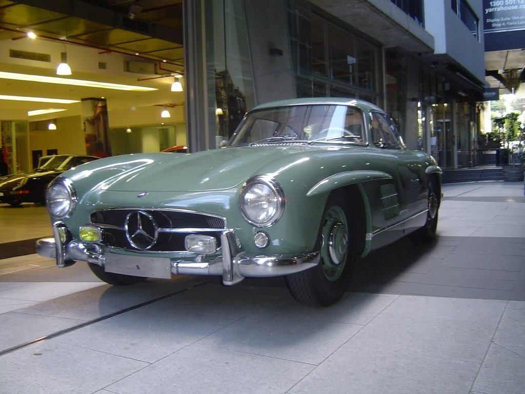 1955 mercedes benz 300sl gullwing for sale for Mercedes benz gullwing 1955