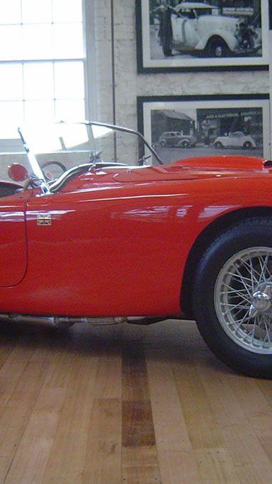 1956 AC Bristol- sold in Australia