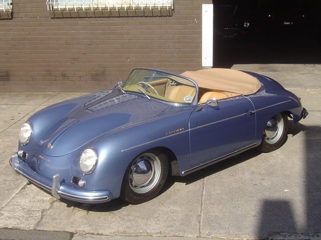 1958 Porsche 356 For Sale Duttongarage Com