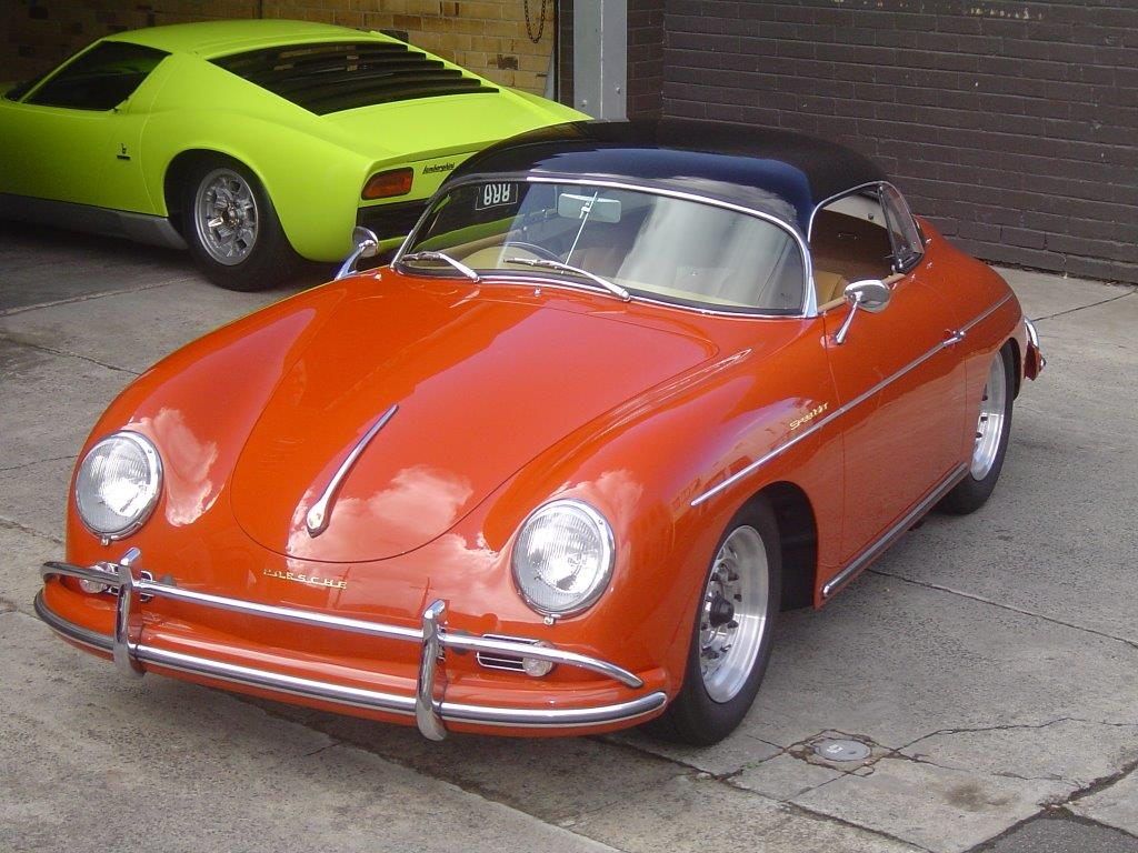 1958 Porsche 356 A Speedster For Sale Duttongarage Com