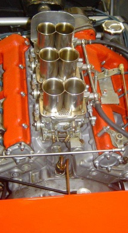 1959 Ferrari 196S- sold in Australia