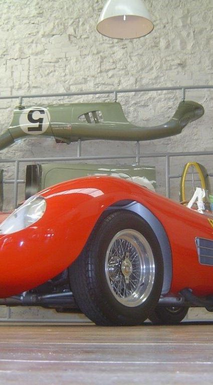 1959 Ferrari 196S- sold in Australia