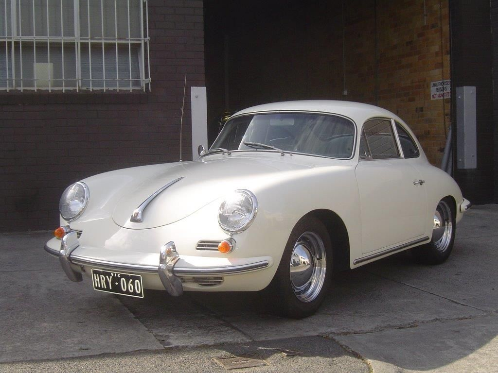 1960 porsche 356 b super 90 for sale. Black Bedroom Furniture Sets. Home Design Ideas