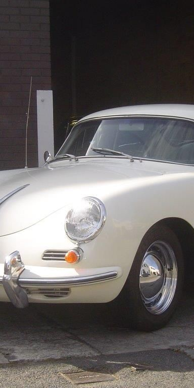 1960 Porsche 356 'B' Super 90p- sold in Australia