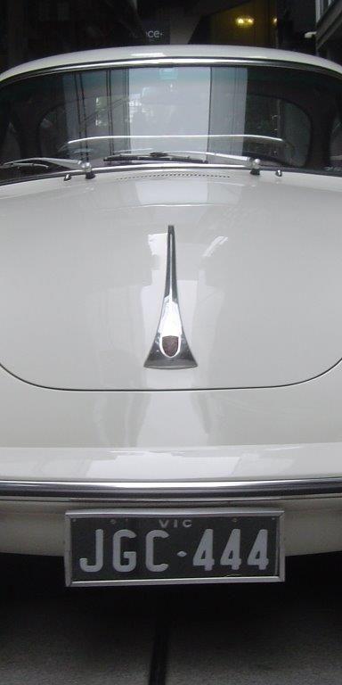 1960 Porsche 356 B Coupe- sold in Australia