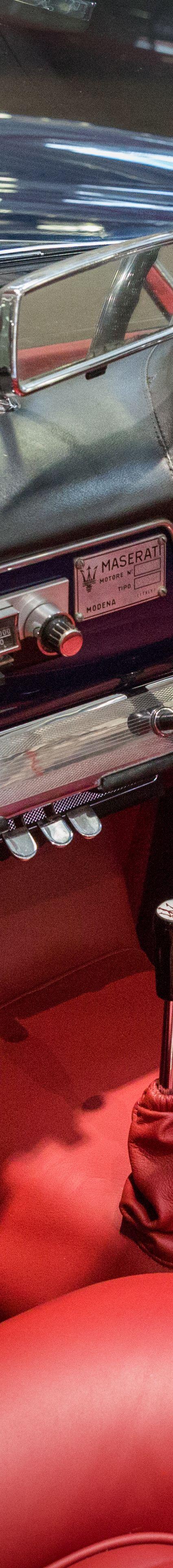 1964 Maserati 3500 Vignale Spyder- sold in Australia