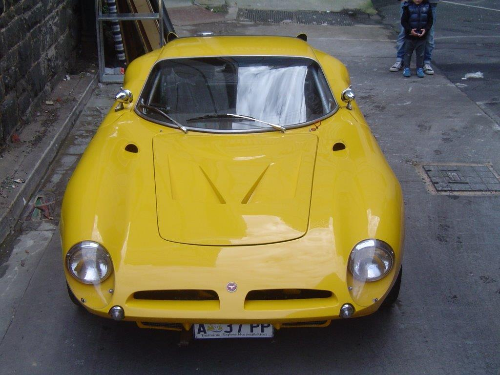 1965 Bizarrinni America GT- sold in Australia