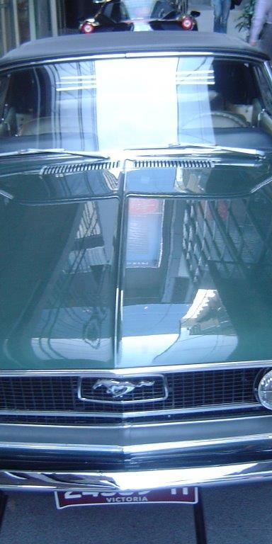 1965 Ford Mustang Convertable- sold in Australia