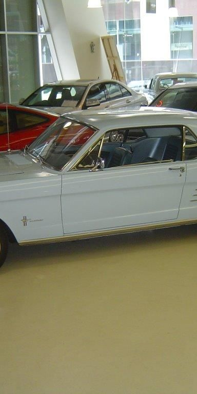 1965 Ford Mustang Coupe- sold in Australia
