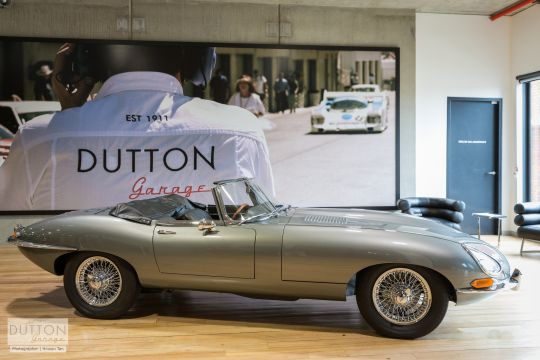 1965 Jaguar E Type Series 1, 4.2 Litre- Sold in Australia