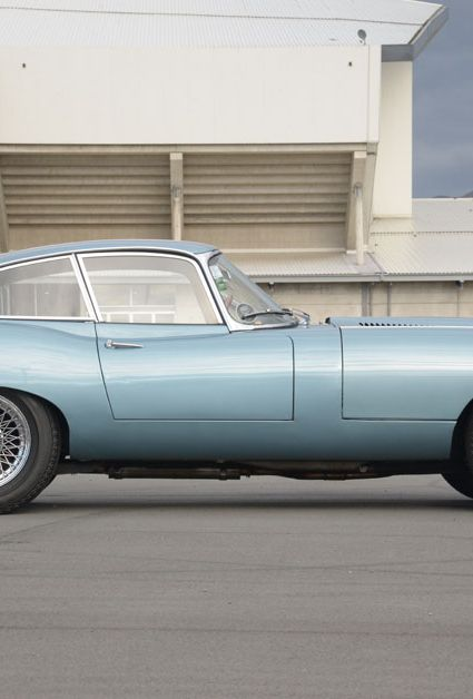 1965 Jaguar E-Type SI - 4.2 Coupe- sold in Australia