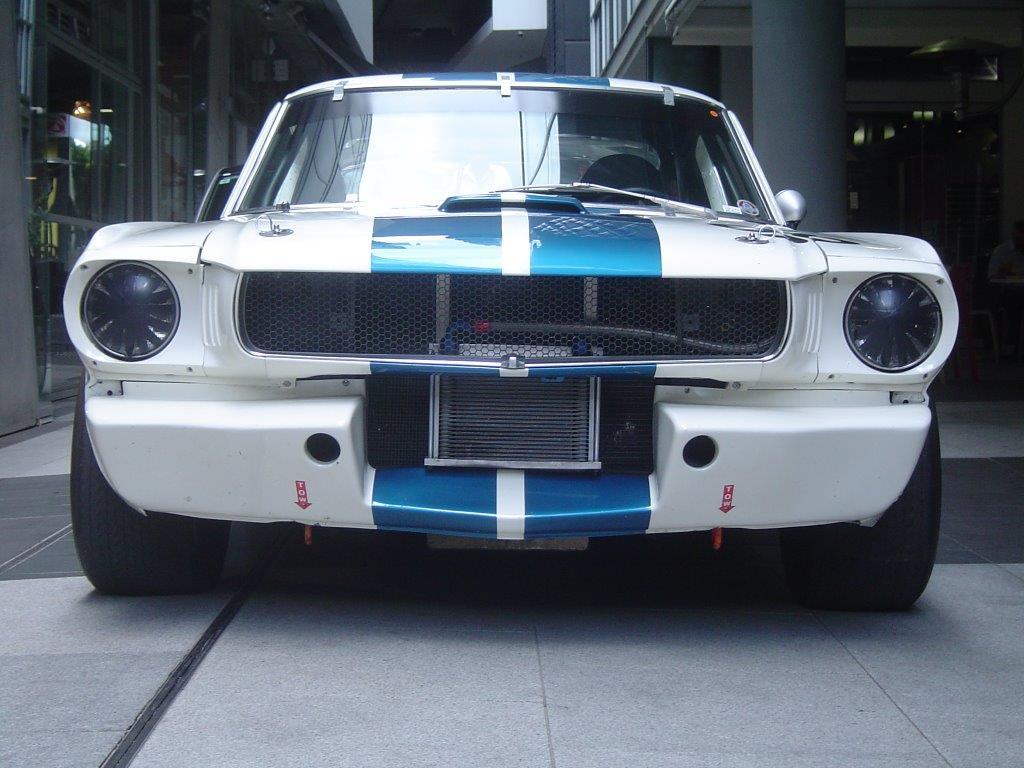 1965 Shelby GT350- sold in Australia