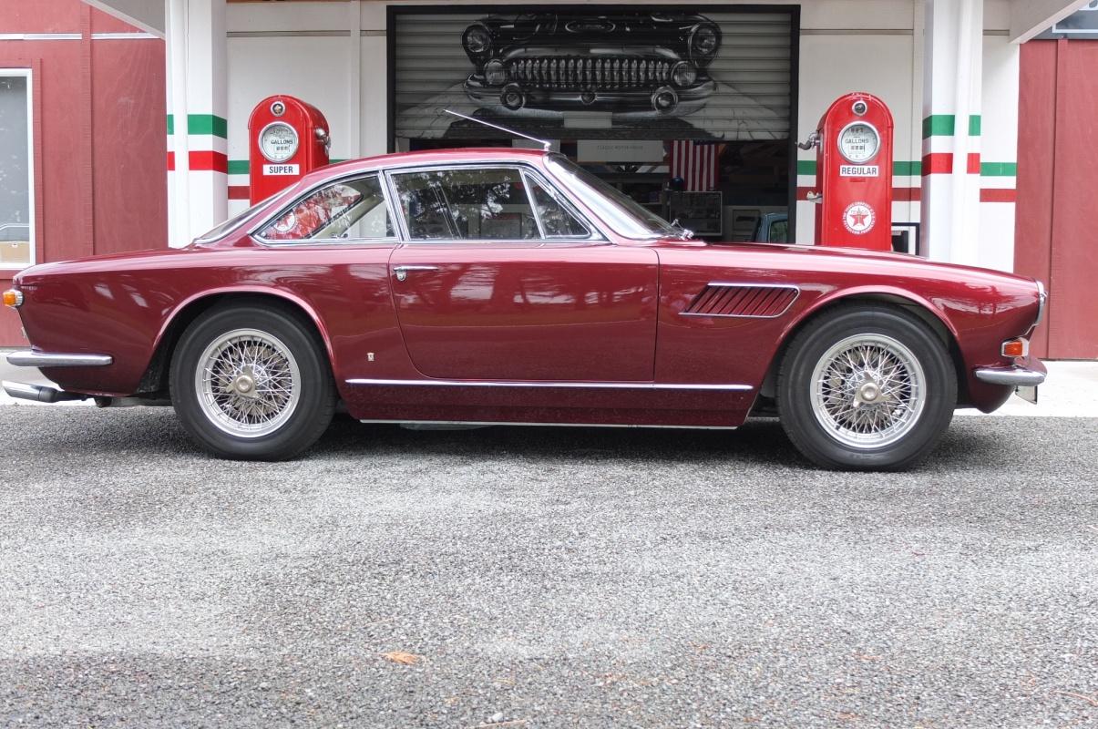 1966 Maserati Sebring 2+2- sold in Australia