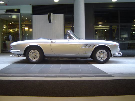 1967 Ferrari 275 GTS- sold in Australia