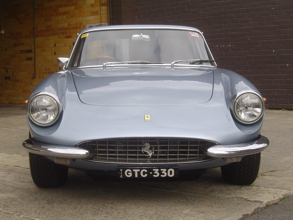 1967 Ferrari 330 GTC- sold in Australia