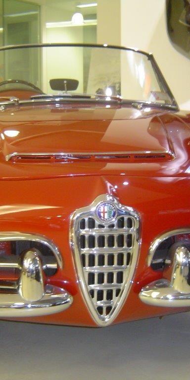1968 Alfa Romeo Gullietta- sold in Australia