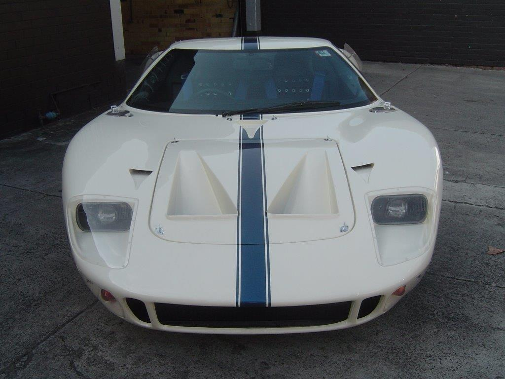 1968 Ford GT40- sold in Australia