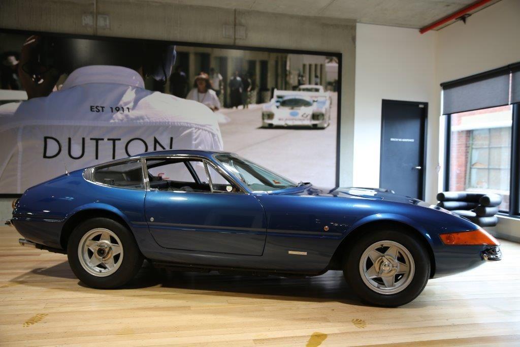 1969 Ferrari 365 GTB/4 Daytona   For Sale   DuttonGarage.com