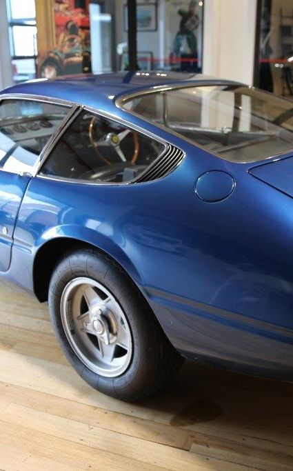 1969 Ferrari 365 GTB/4 Daytona- sold in Australia