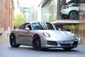 2016 Porsche 911 991 Carrera S Coupe 2dr PDK 7sp 3.0TT [MY17]