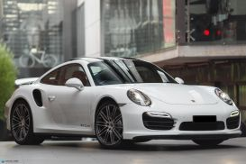 2015 Porsche 911 991 Turbo Coupe 2dr PDK 7sp AWD 3.8TT [MY16]