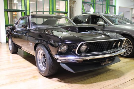 1969 Mustang Boss 429- sold in Australia