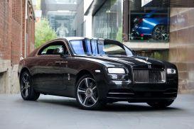 2015 Rolls-Royce Wraith Coupe 2dr Auto 8sp 6.6TT [MY16]