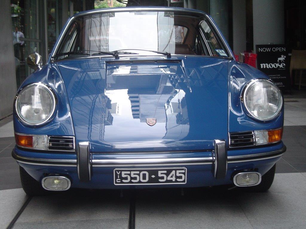 1969 Porsche 911T- sold in Australia