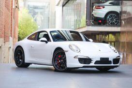 2012 Porsche 911 991 Carrera S Coupe 2dr PDK 7sp 3.8i [Mar]