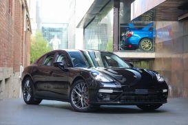 2017 Porsche Panamera 971 Turbo Sedan 4dr PDK 8sp AWD 4.0TT [MY18]