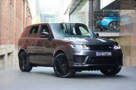 2018 Land Rover Range Rover Sport L494 SDV6 HSE Wagon 5dr Spts Auto 8sp 4x4 3.0DTT [MY18]