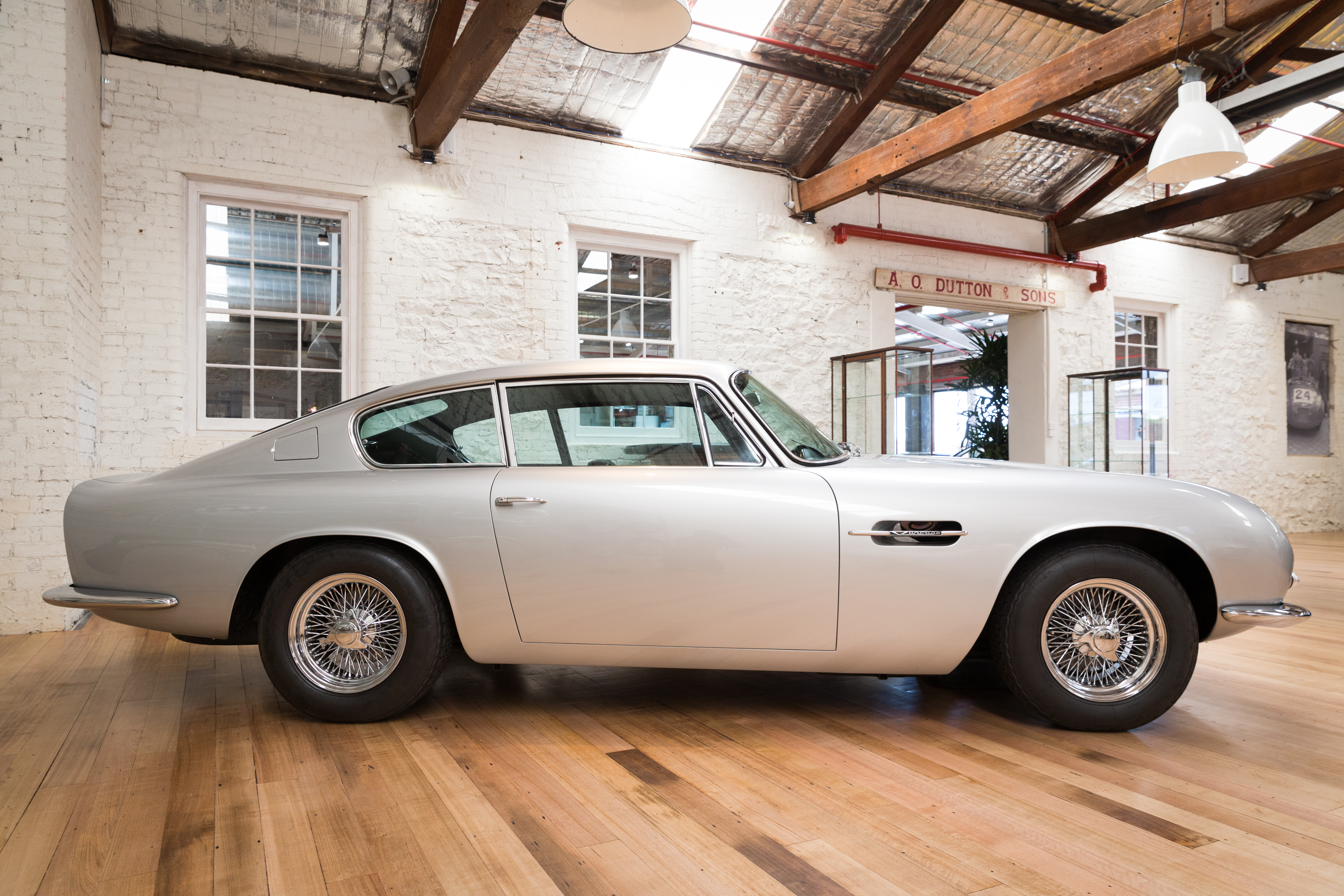 1970 Aston Martin DB6 MK2- sold in Australia