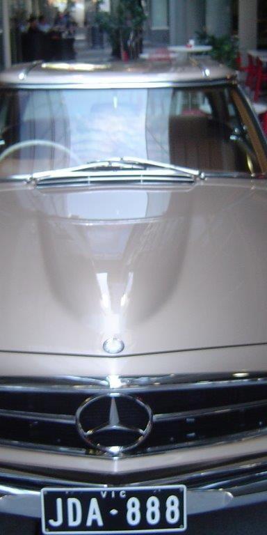 1970 Mercedes Benz 280 SL- sold in Australia