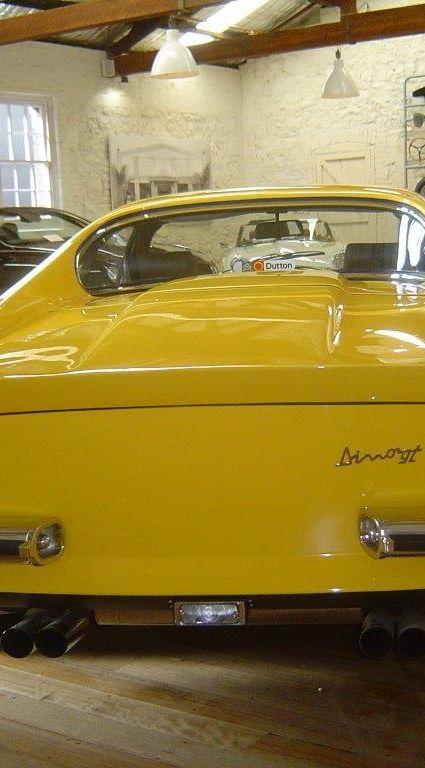 1971 Ferrari 246GT 'Dino'- sold in Australia