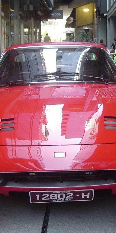 1971 Ferrari Dino 246 GT-sold in Australia