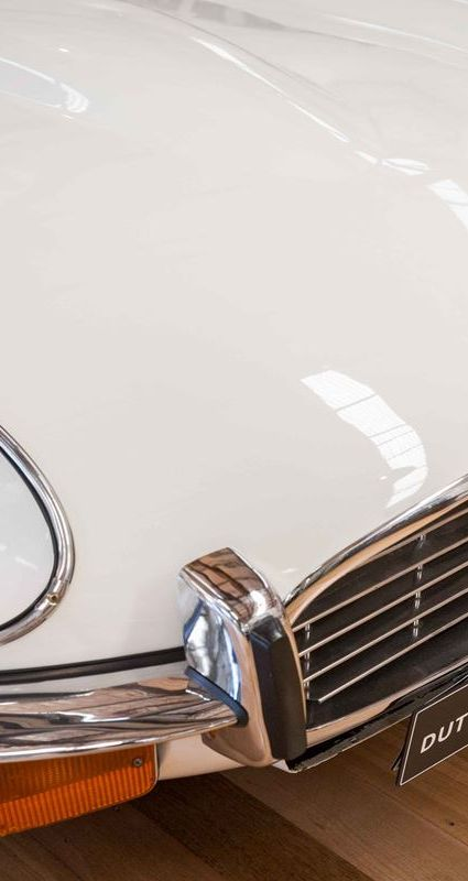 1972 Jaguar E-Type Series III - V12- sold in Australia