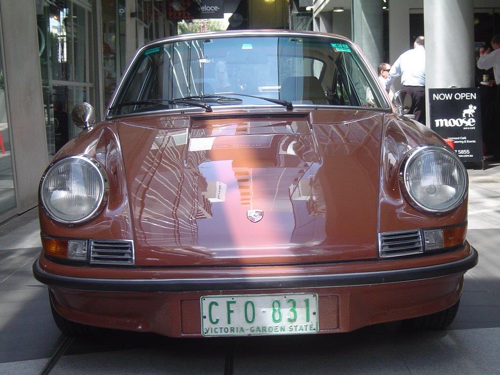 1972 Porsche 911 E- sold in Australia